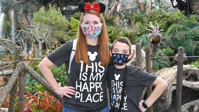 Mother/Son Birthday Trip Report (February 10 - 13, 2021)