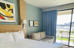 Photo Tour and Review of a Deluxe Studio at Disney's Bay Lake Tower