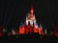 Walt Disney World Celebrates Super Bowl LV Victory
