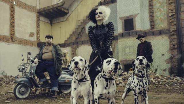 See the new trailer for Disney's live action film Cruella
