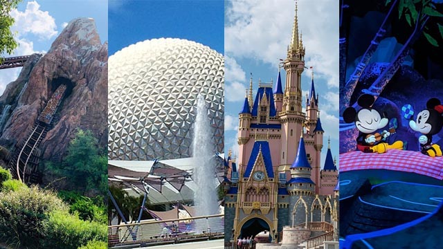 Disney World is Now Completely Sold Out for One Day