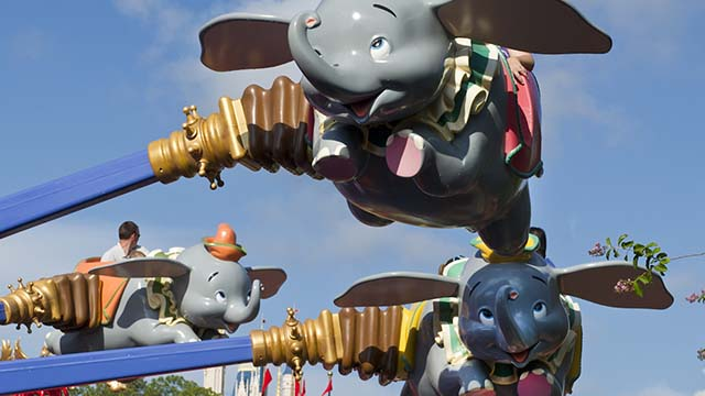 The Science Behind Flying at Walt Disney World