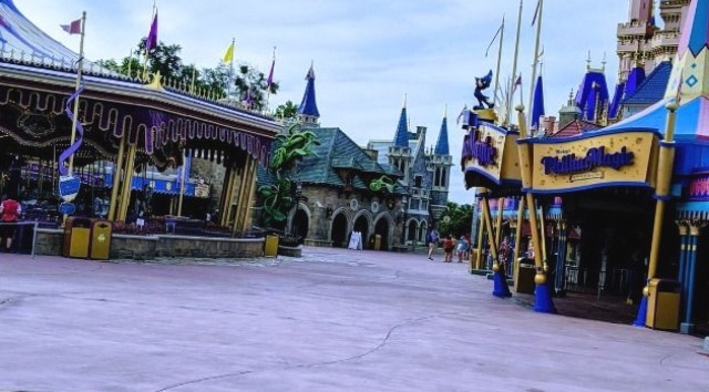 One fan-favorite attraction has not opened yet at the Magic Kingdom