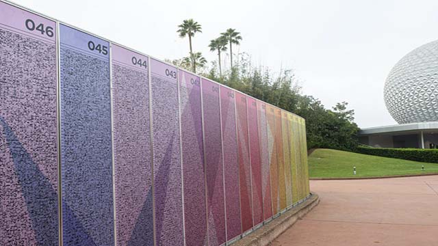 EPCOT Entrance Receives an Exciting New Update