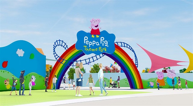 A New Peppa Pig World is Coming to Orlando!
