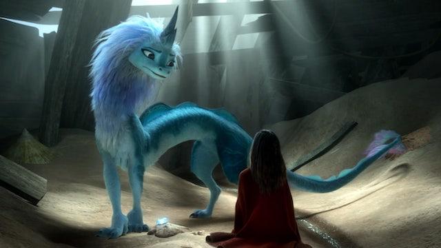 New Raya and the Last Dragon Experiences Coming to Animal Kingdom