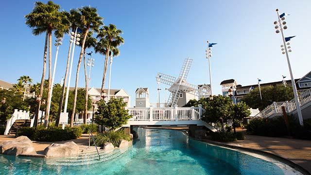 Refurbishments Scheduled for Walt Disney World Pools