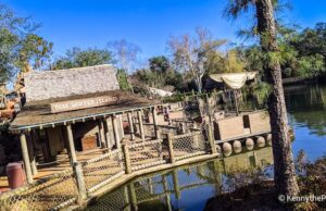 Not all of Tom Sawyer Island Reopened after Refurbishment