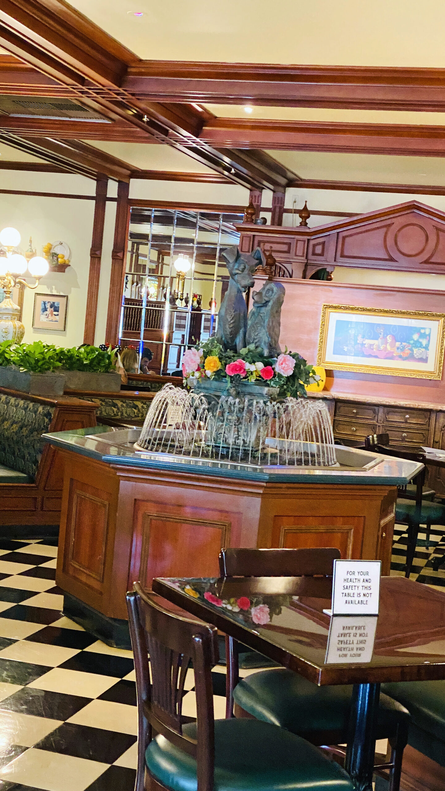 Charming Tony's Town Square - Check out our New Dining Review