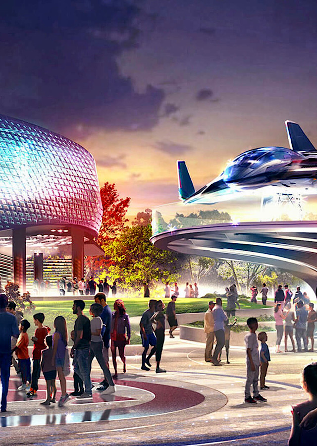 Disney has finally announced opening information for Disneyland's Avenger Campus!  Read what we know so far, and when you may be able to visit!