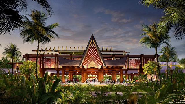 Disney Narrows Down Official Reopening of Polynesian Village Resort