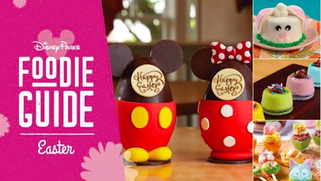 Complete List of all the Easter Treats Coming to Disney World