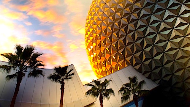 Check Out the New Entrance at EPCOT