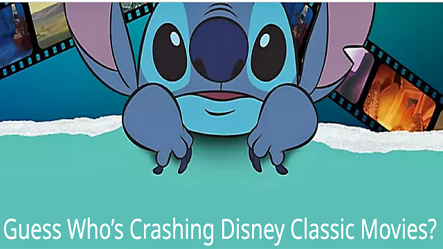 Check out the Latest Stitch Crashes Disney Sneak Peek