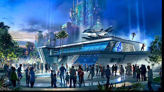 New: Will Disneyland's Marvel Avengers Campus Open Soon?