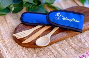 Disney Introduces New Reusable Cutlery to the Parks