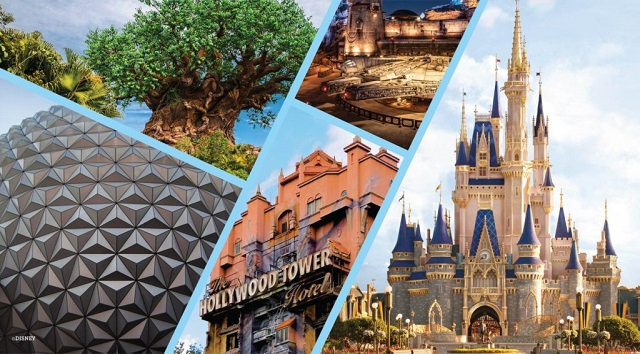 Disney World Parks booked to capacity for much of March