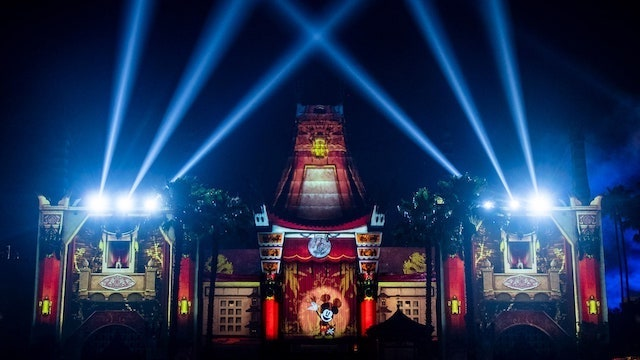 First Look at 2 New Disney World Nighttime Projections