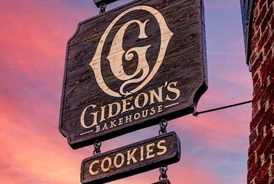 Gideon's Bakehouse's New March Cookie Flavor Is An Unexpected Choice!