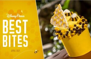 Guests Can Enjoy New Disney Food Offerings in April