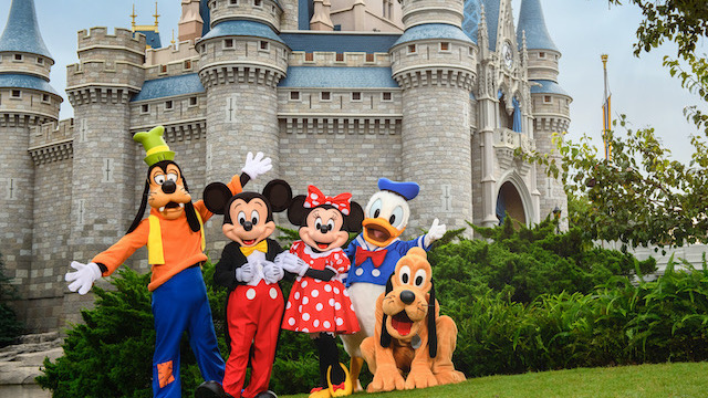 How has the Magic Kingdom changed through the years?