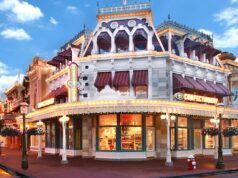 New Updates for Main Street U.S.A. Refurbishments at Disney World