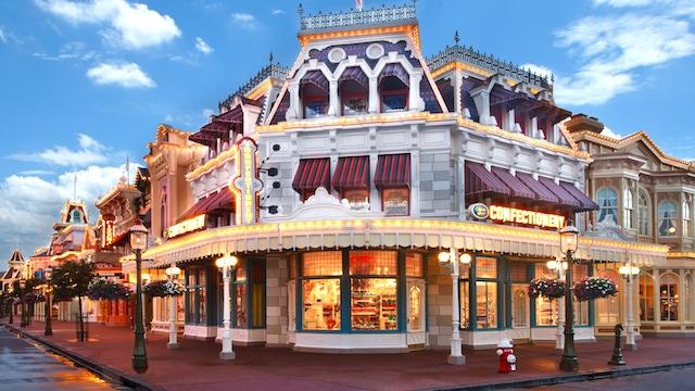New Updates for Main Street U.S.A. Refurbishments at Disney World