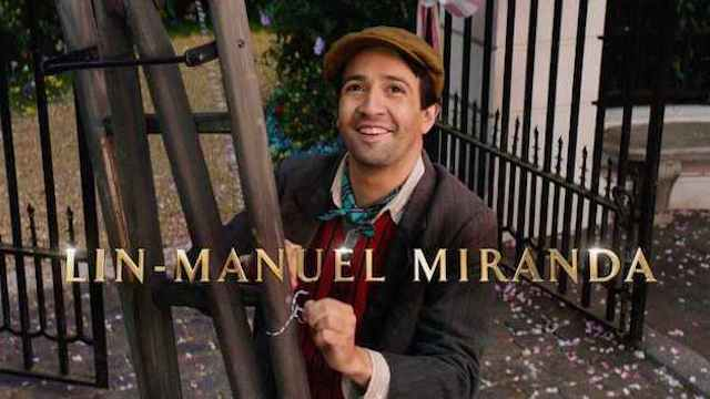 New Release Date and Trailer for Lin-Manuel Miranda's Newest Film