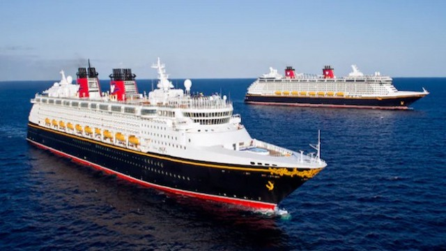 Video: Pilot Boat Saves the day for the Disney Dream
