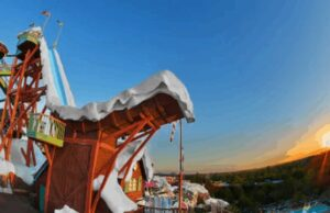 Disney's Blizzard Beach to Close for Cool Weather