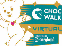 Disneyland's CHOC Walk in the Park is Going Virtual