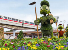 New EPCOT theme park hours for the start of spring break