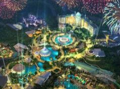 New Construction Update for Epic Universe Park