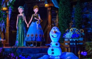 The Frozen Ever After Attraction is Missing Something!