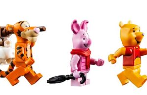 Check out the New Winnie the Pooh LEGO set!