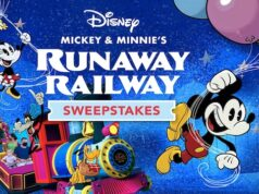 Win a Walt Disney World vacation with this new sweepstakes