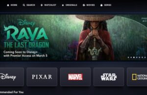 Everything new that's coming to Disney+ in March 2021