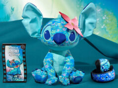 Stitch Crashes Disney: Little Mermaid date just announced!