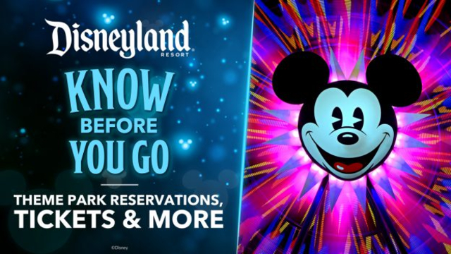 Breaking - Disney Announces Disneyland Ticket Sales Theme Park Reservations and More