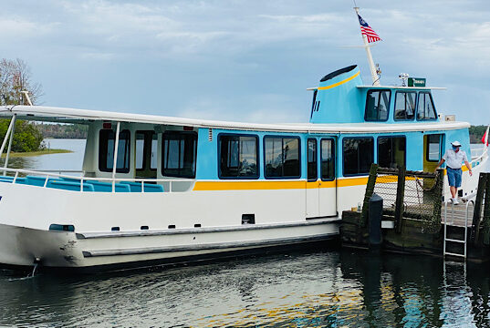 How to use all the boat transportation options at Disney World