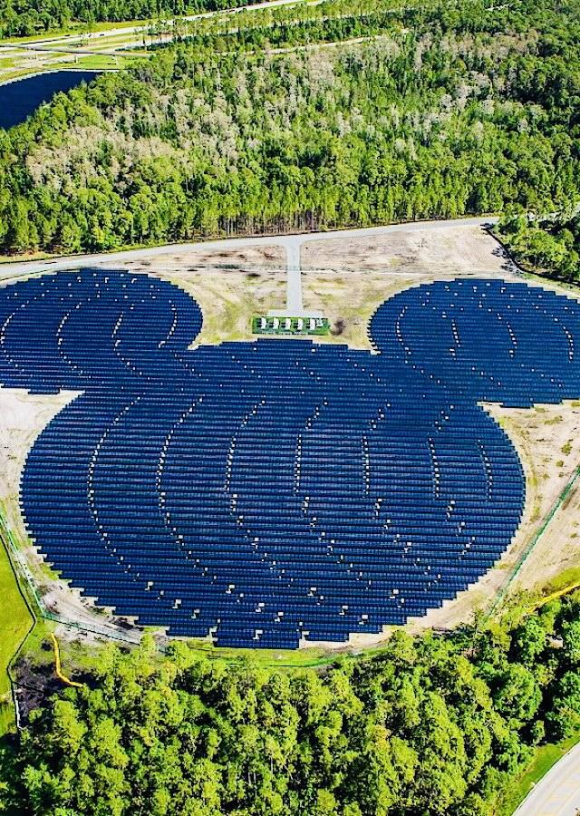 Amazing Ways Disney Uses the Sun To Power Disney Parks Around the World