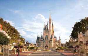 Final Look of the Newest Addition to Cinderella Castle