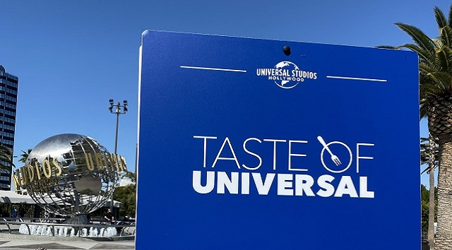 How does A Taste of Universal compare to A Touch of Disney?