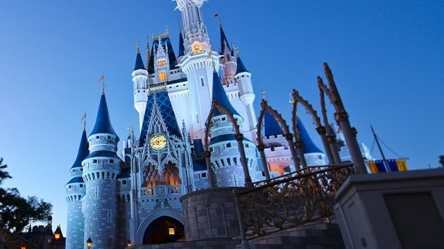 New Beautiful Embellishments Added to Cinderella Castle
