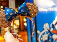 New Disney Cruise Line Pop-up Shop Opens at Disney World!