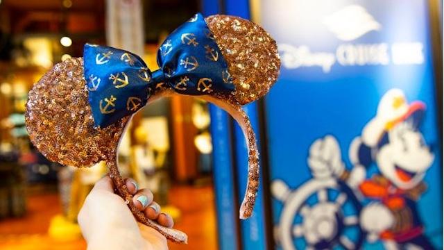 New Disney Cruise Line Pop-up Shop Opens at Disney World!