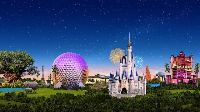 New Disney World Hours for Select dates in April and June