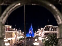 Video: Watch as Cinderella Castle Receives a Magical Transformation