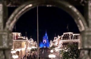 Video: Watch as Cinderella Castle Receives a Magical Transformation