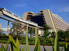 Less than Magical Refurbishment at Disney's Contemporary Resort